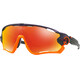 Oakley Jawbreaker Sunglasses Purple Pop Fade/Prizm Ruby